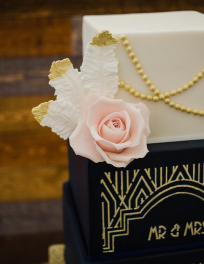 Abbie wedding cake 2