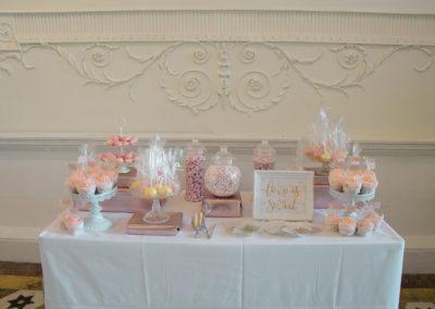 Cheryl dessert table