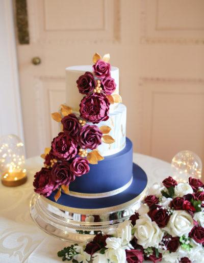 Elaine wedding cake
