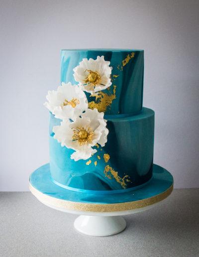 Ezrin wedding cake