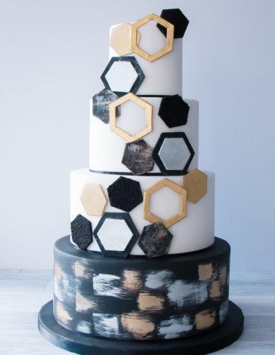 Gio wedding cake