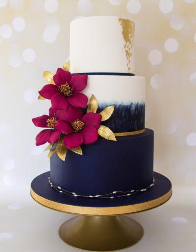 Helena wedding cake