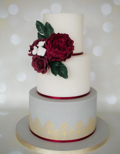 Joanna wedding cake