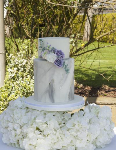 Meg wedding cake 3