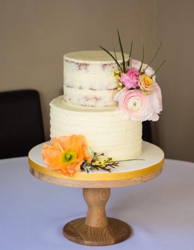 Naomi buttercream wedding cake 2