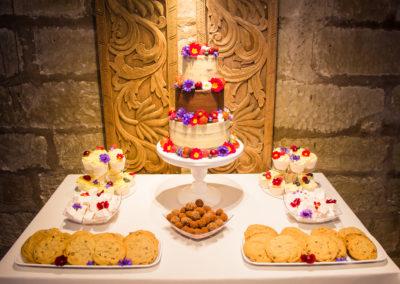 Paula cake & dessert table
