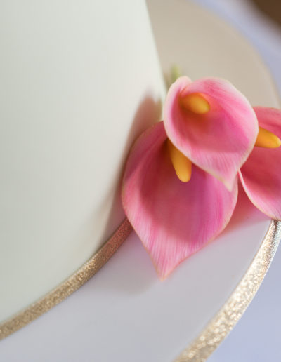 Sarah wedding cake 2