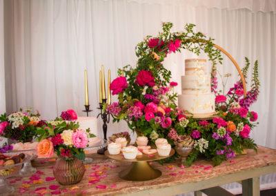 Sue dessert table