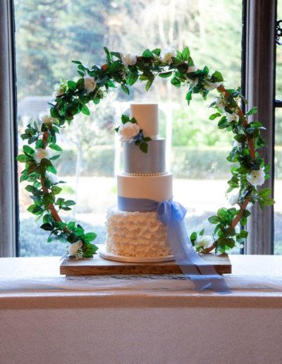 Zoe wedding cake 2