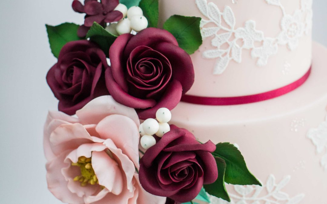 West Midlands Wedding Cake Designer of the Year 2020