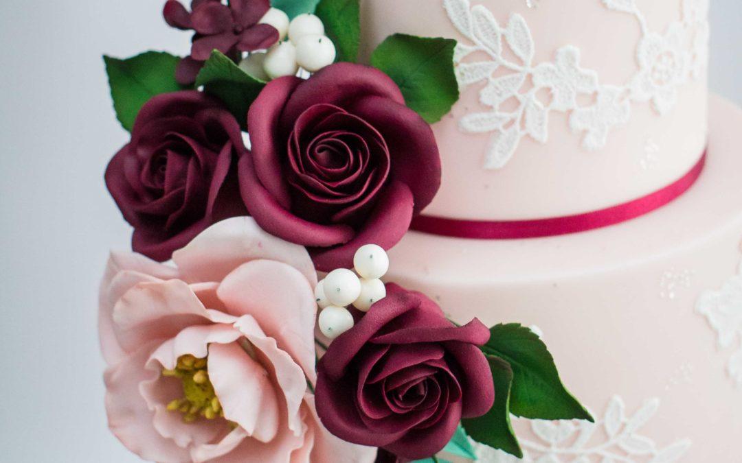 West Midlands Wedding Cake Designer of the Year 2020