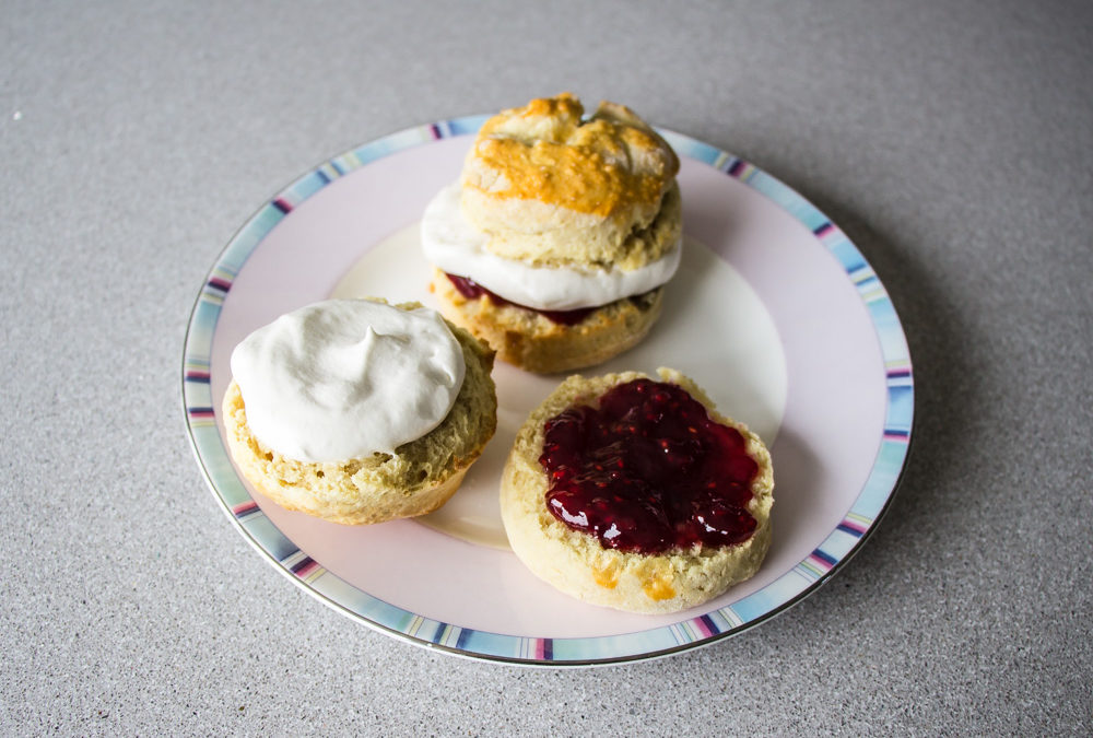 Home Baking Part II: Scones